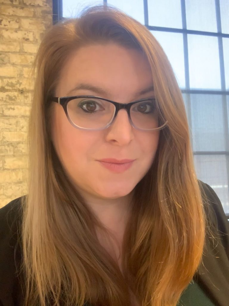 Amber Lazrovitch - Development Manager