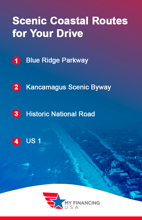 Scenic Coastal Routes for Your Drive